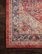 Product Image of Ocean, Fire Traditional / Oriental Area Rug