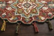 Product Image of Red, Gold Moroccan Area Rug