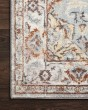 Product Image of Grey, Ivory Transitional Area Rug