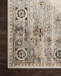 Product Image of Oatmeal, Silver Transitional Area Rug