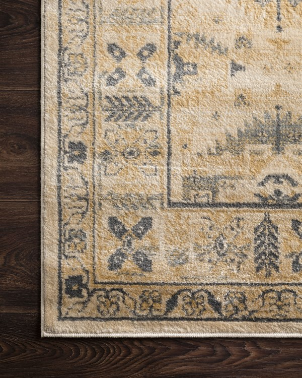 Wheat Transitional Area Rug
