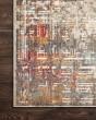 Product Image of Beige, Orange Contemporary / Modern Area Rug