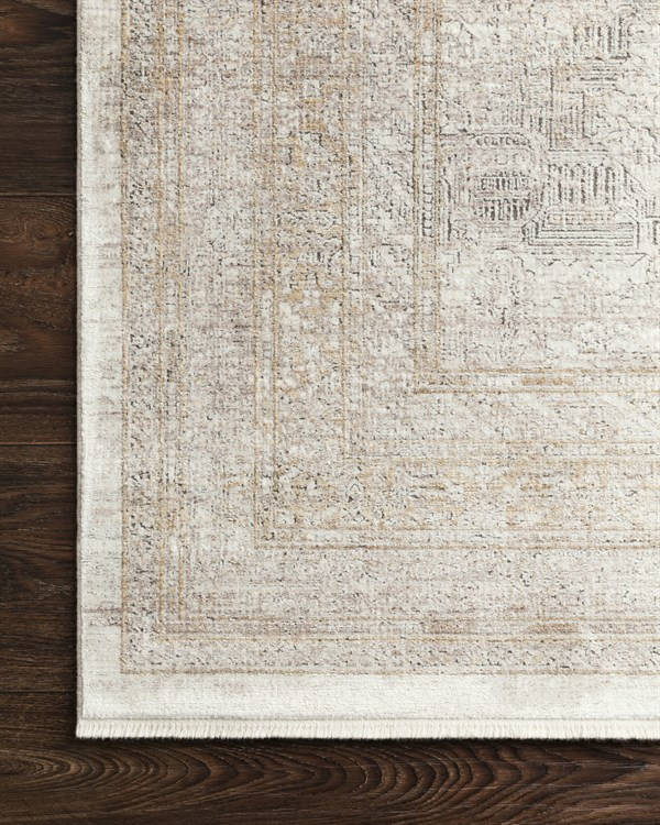 Sand, Ivory Vintage / Overdyed Area Rug