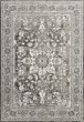 Product Image of Traditional / Oriental Charcoal, Ivory Area Rug