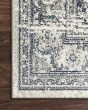Product Image of Cream, Grey, Blue Traditional / Oriental Area Rug