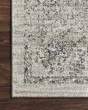 Product Image of Dove, Grey Traditional / Oriental Area Rug