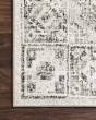 Product Image of Ivory, Charcoal Transitional Area Rug