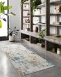 Product Image of Stone, Slate Abstract Area Rug