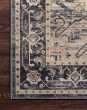 Product Image of Navy, Tan (HTH-01) Persian Area Rug