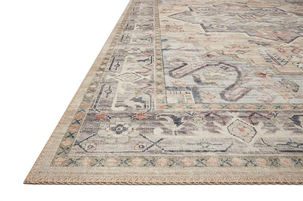 Ivory, Tan (HTH-07) Persian Area Rug