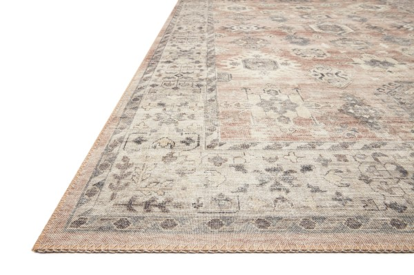 Java (HTH-03) Traditional / Oriental Area Rug