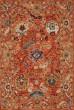 Product Image of Traditional / Oriental Orange Area Rug