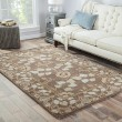 Product Image of Dark Grey (PM-74) Traditional / Oriental Area Rug