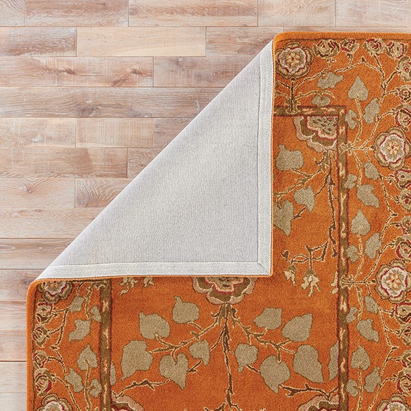 Pumpkin (PM-57) Traditional / Oriental Area Rug