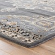 Product Image of Gray, Green (PM-146) Traditional / Oriental Area Rug