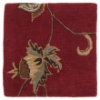 Product Image of Red (PM-41) Floral / Botanical Area Rug