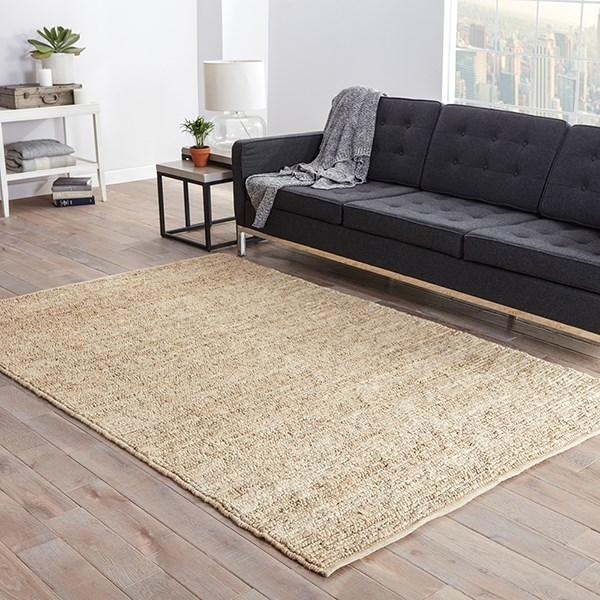 Cloud White (CL-01) Casual Area Rug