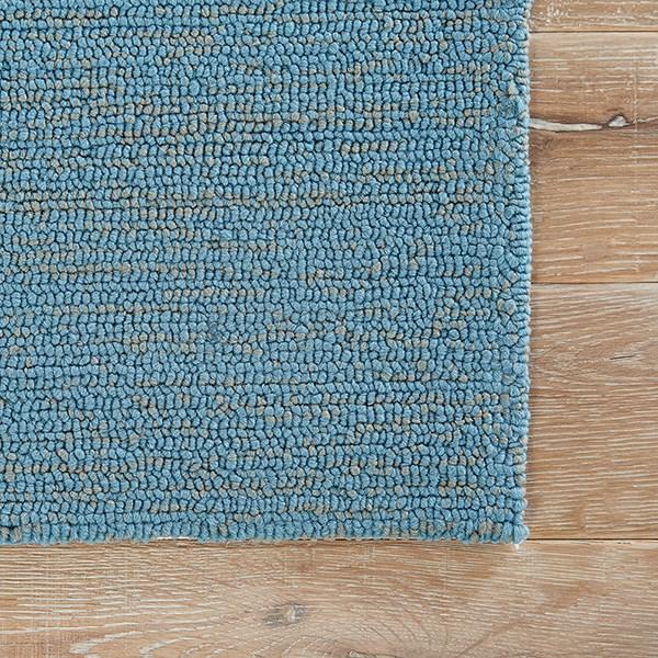 Moss, Blue (COL-42) Outdoor / Indoor Area Rug
