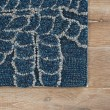Product Image of Mallard Blue, Ivory (COL-49) Outdoor / Indoor Area Rug