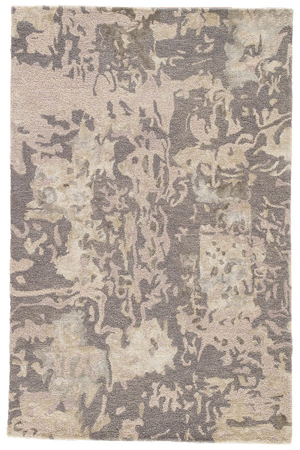 Gray (BL-161) Abstract Area Rug