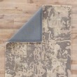 Product Image of Gray (BL-161) Abstract Area Rug