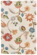 Product Image of Floral / Botanical Antique White, Spice (BL-33) Area Rug