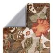 Product Image of Brown, Orange (BL-12) Floral / Botanical Area Rug