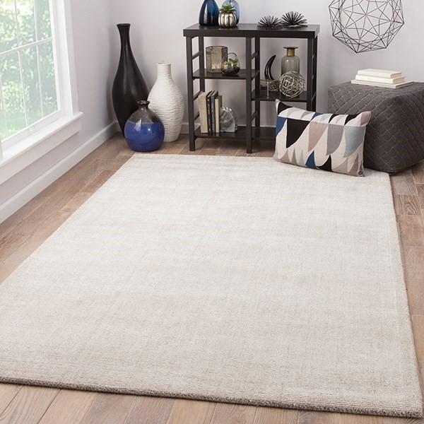 Beige, Gray (KT-38) Casual Area Rug