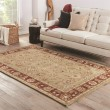Product Image of Kelp, Brick Red (MY-05) Traditional / Oriental Area Rug