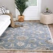 Product Image of Blue, Taupe (MY-21) Traditional / Oriental Area Rug