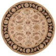 Product Image of Beige, Ebony (MY-02) Traditional / Oriental Area Rug