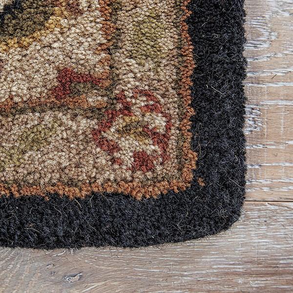 Ebony, Sand (MY-03) Traditional / Oriental Area Rug