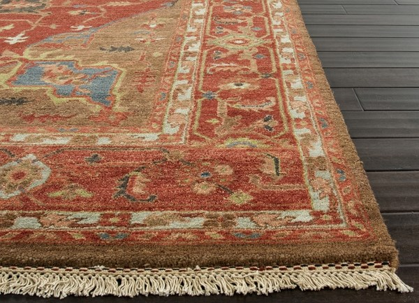 Cayenne (UT-02) Traditional / Oriental Area Rug