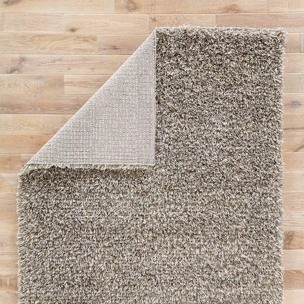 Bleached Linen, Light Beige (ND-01) Shag Area Rug