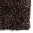 Product Image of Ebony, Light Beige (ND-04) Shag Area Rug
