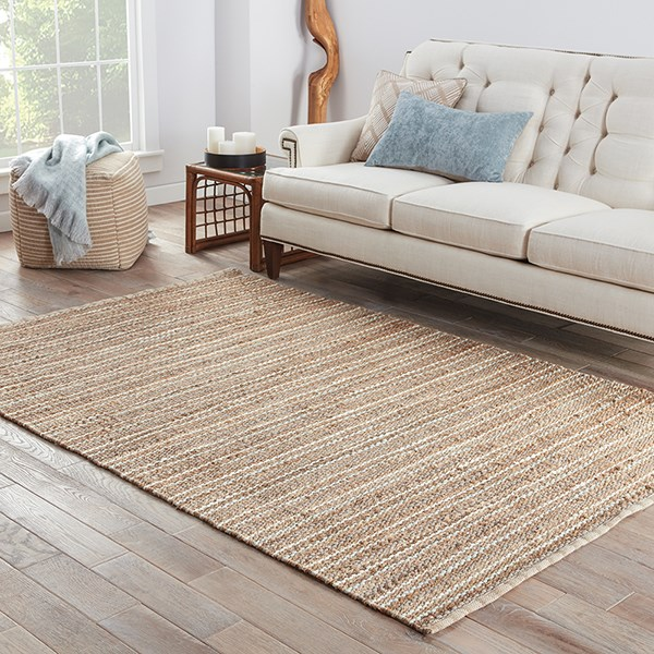 Driftwood (AD-03) Striped Area Rug