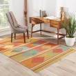 Product Image of Red Oxide (AT-04) Southwestern / Lodge Area Rug