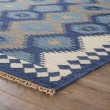 Product Image of Blue, Gray (AT-10) Southwestern / Lodge Area Rug