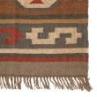 Product Image of Deep Rust (BD-01) Southwestern / Lodge Area Rug