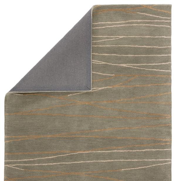 Grey (BQ-12) Transitional Area Rug