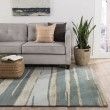 Product Image of Blue, Sage (BQ-27) Transitional Area Rug