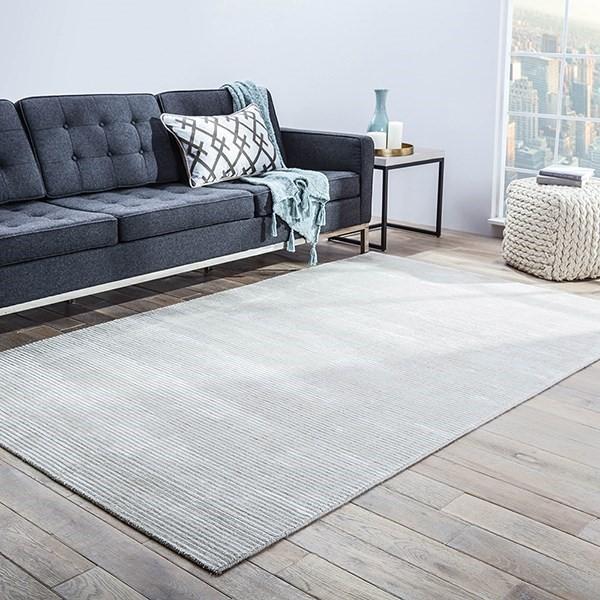 Classic Grey (BI-03) Contemporary / Modern Area Rug