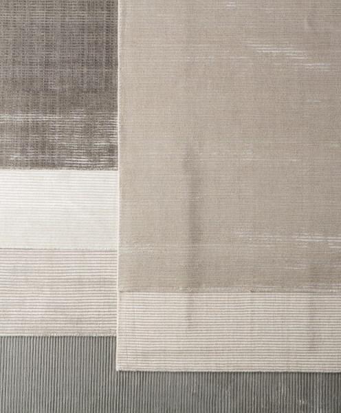 Taupe (BI-28) Contemporary / Modern Area Rug