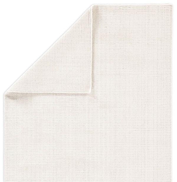 White, Gray (BI-31) Casual Area Rug