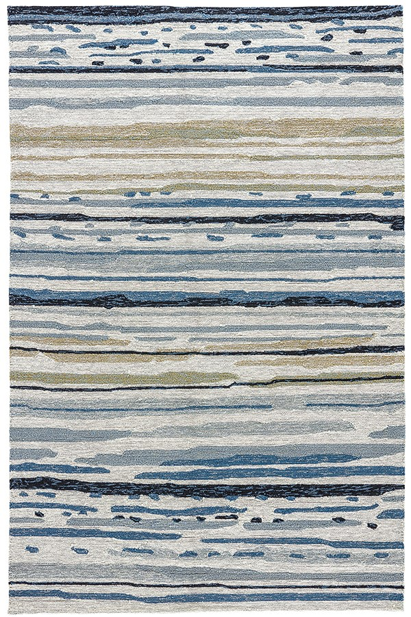 Classic Grey (CO-08) Transitional Area Rug