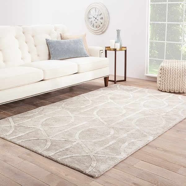Ashwood, Classic Gray (CT-14) Contemporary / Modern Area Rug