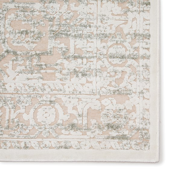 Beige, Grey (FB-170) Traditional / Oriental Area Rug
