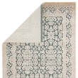 Product Image of Teal, Ivory (FB-182) Traditional / Oriental Area Rug