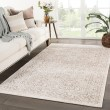 Product Image of Tan, Ivory (FB-183) Traditional / Oriental Area Rug