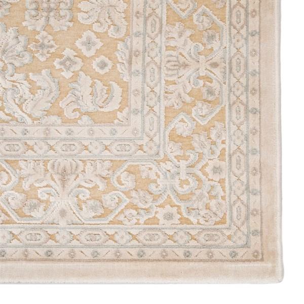 Cream (FB-07) Traditional / Oriental Area Rug